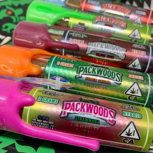 Buy Packwood Pre-rolled