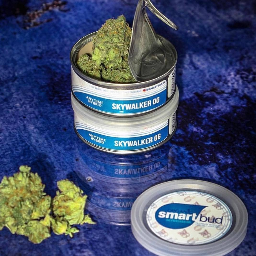 Buy Organic Smart Bud Cans Or Canned Bud(smartbud) | Best Bud Cans Online |