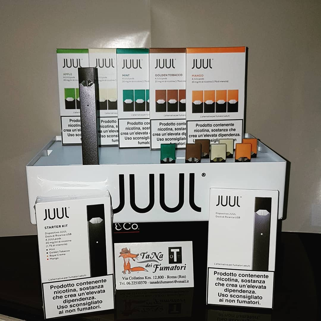 Buy Blueberry Juul pods | Best Cartridges Online |