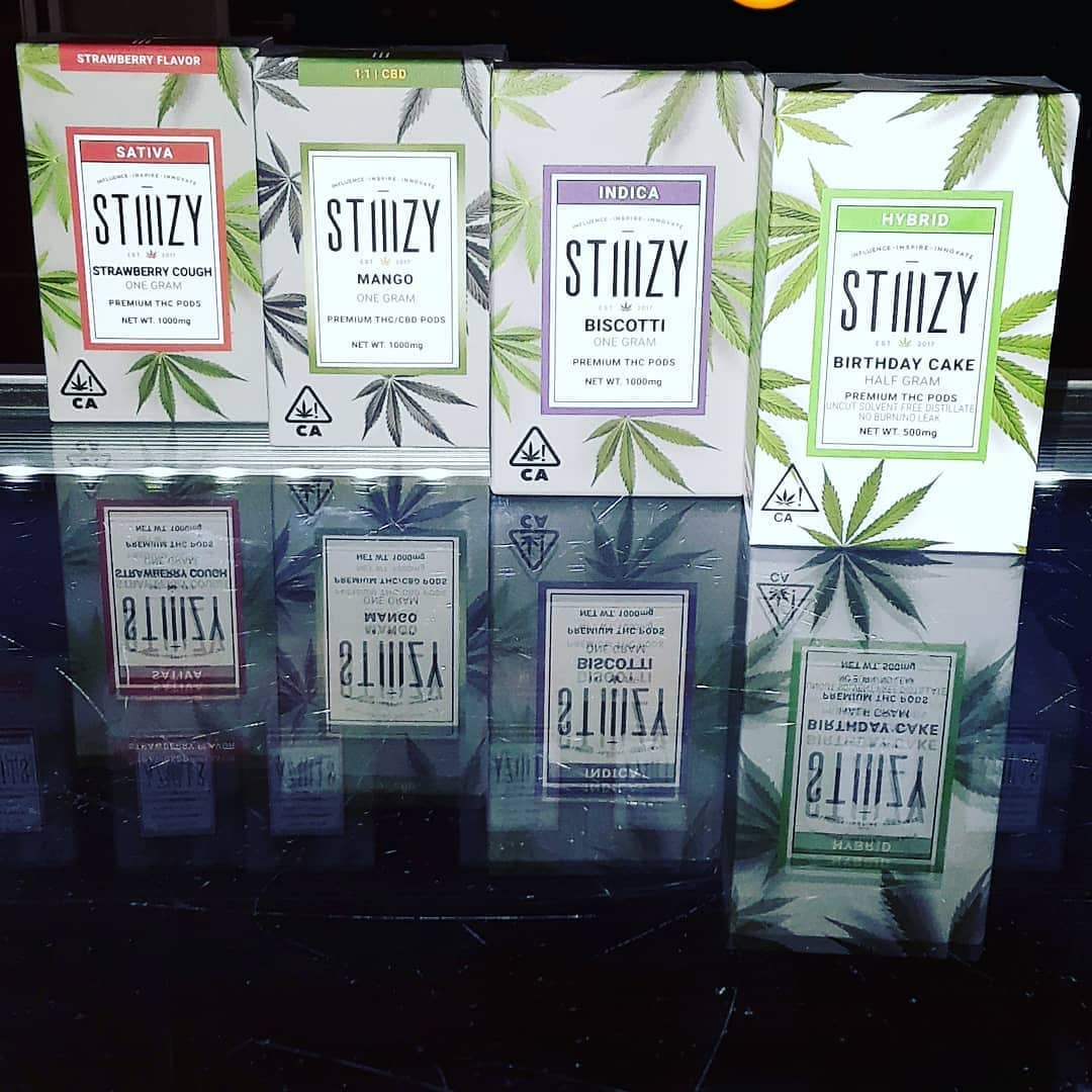 Buy Stiizy Carts Online | Min Order 7 | Best Cartridges Online |