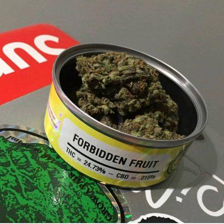 Buy Forbidden Fruit Weed | Best Bud Cans Online |