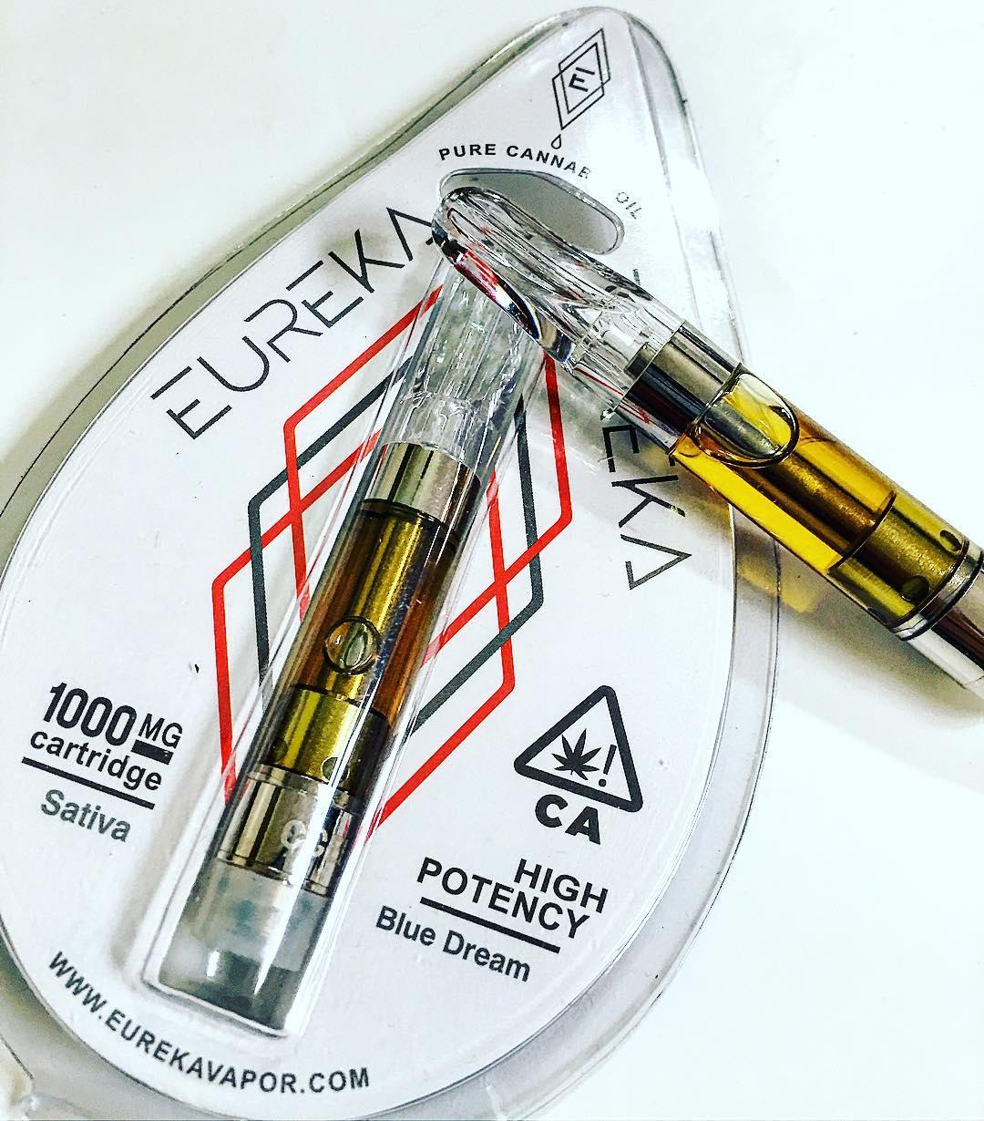 Buy Eureka Vapor Carts Online| Best Cartridges Online |